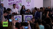 "Turkey: HDP election victory for all the nation's ""ethnic identities"" - Selahattin Demirtas"