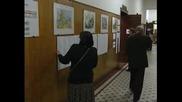 Столицата в първите минути на изборния ден