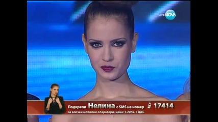 Нелина Георгиева - Live концерт - 10.10.2013 г.