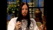 Метъл приема Исус Христос за Спасител
