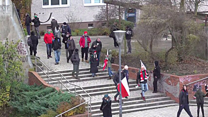 Germany: Polish, German sceptics hold joint border rally against COVID restrictions