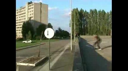 Speeders Le Parkour