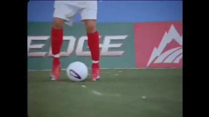 Роналдо зареди с моторно масло (reclame)
