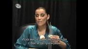Nelly Furtado Благодари На Телевизия Мм За наградата си
