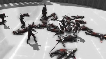 Assassins Creed Brotherhood Rammstein - Sonne