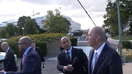 USA: EU envoy Sondland arrives at Trump impeachment inquiry hearing