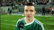 Станислав Генчев: Еуфорията е голяма, заслужихме си титлата!