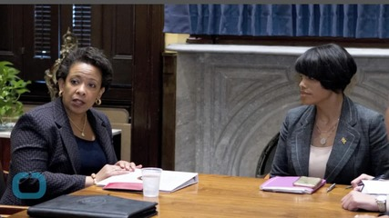 Attorney General Loretta Lynch Meets With Family of Freddie Gray