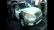 New Outback! Subaru Legacy and Outback @ 2009 Nyas