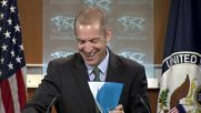 USA: LOL! Spokesman calls State Dept 'transparent and democratic', collapses in laughter