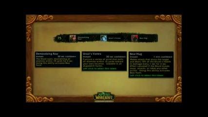 Blizzcon 2011 World of Warcraft Mist of Pandaria