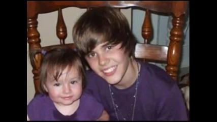Justin Bieber и семейството му