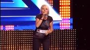 Анелия Тотева - X Factor (10.09.2014)