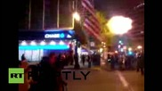 USA: Multiple arrests at Oakland police brutality protest