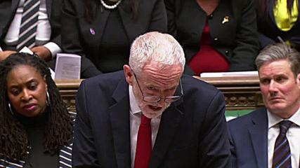 Великобритания: Парламентът отхвърли споразумението на Мей