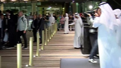 UAE: Real Madrid arrive in Abu Dhabi for FIFA Club World Cup