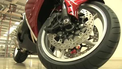 Как се сглобява Honda Vfr1200f