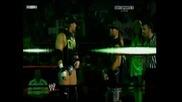 Degeneration X (dx) Се Завръща В Wwe Raw