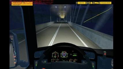 Euro Truck - Scania Mod
