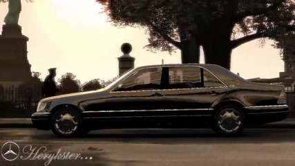Gta 4 Mercedes-benz S600 E