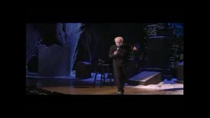 George Carlin On Modern Man