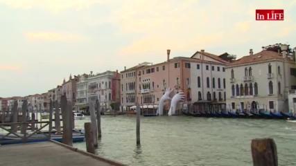 """Венеция е """"в ръцете"""" на изкуството"""