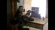 Снайпер Zastava M76