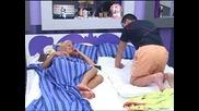 Смях Павлин имал мокър сън от Анжелика и разказва как си иа е представял Big Brother Family 30.04.10
