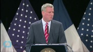 De Blasio: Garner's Death Not in Vain