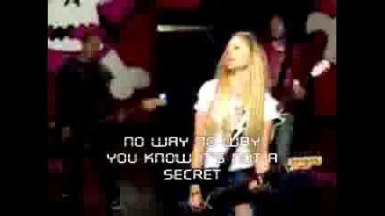 (karaoke) Avril Lavigne - Girlfriend