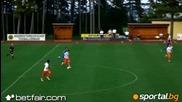 лефски - Търгу Муреш - 3 - те гола на румънците