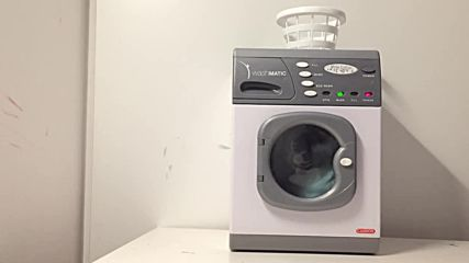 Testing Washing Machine Toy For Kids - Casdon Washmatic -- Lavatrice Giocattolovia torchbrowser.com