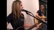 Avril Lavigne - Dont Tell Me Live Live