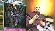 Yu Gi Oh ! Gx Eпизод 83 Обучаването на майстора бг аудио