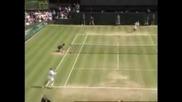 Wimbledon 2000 : Рафтър - Агаси