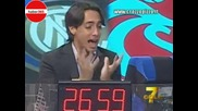 Inter 0 -1 Trabzon - Италиянския коментатор Буквално Откачи в Ефир! ( Много Смях )