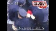 Тези японци са луди как залавят пияните шофьори :)