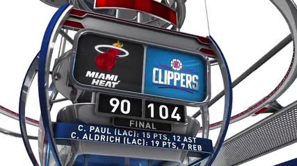 Обзор на мачовете в НБА - 14 януари 2016