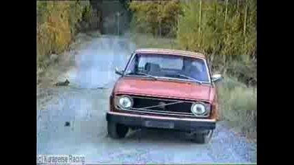 Идиоти Със Старо Volvo 144