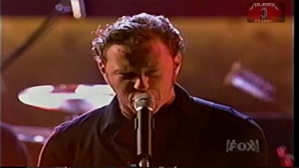 Metallica - The Unforgiven I I - Billboard Music Awards, 1997