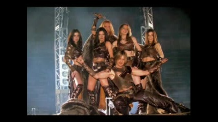 Ruslana Dance With The Wolves