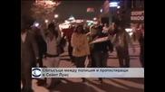 Сблъсъци в Сейнт Луис заради убийството на чернокож младеж от полицай