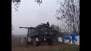 Бунтовниците с офанзива към летища в Северна Сирия