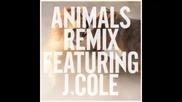*2014* Maroon 5 ft. J. Cole - Animals ( Remix )