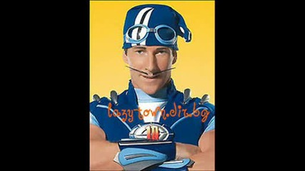 Lazy Town - Sportacus