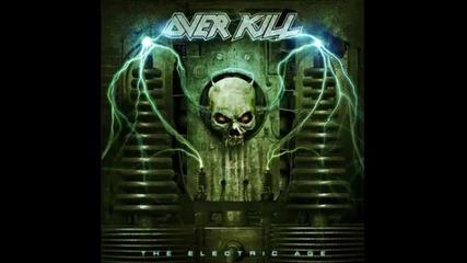 (2012) Overkill - Electric Rattlesnake