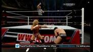 14.04.2014 Първична сила 3 * Wwe Monday Night Raw (14ти Април 2014 година)