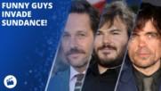 Трима актьори, които разсмяха всички на кинофестивала Sundance