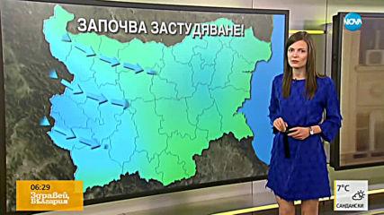 Прогноза за времето (26.03.19 - сутрешна)