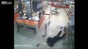 Бягане с препятствия - кражба и карма :)